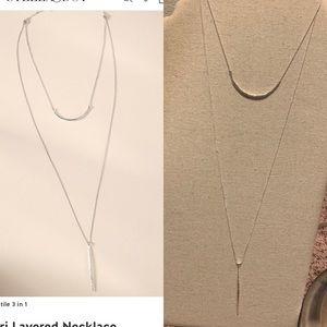 Stella & Dot Kari layering necklace